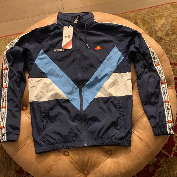 Ellesse Gerano Full Zip Jacket